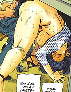 Watch hot lustful milf being screwed in this comics