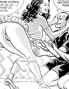Panties off! adult art for jerking off and cumming